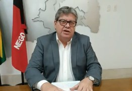 APORTE FINANCEIRO DE R$ 145 MI: João Azevedo anuncia medidas econômicas e sociais devido à pandemia – VEJA VÍDEO
