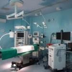 Centro cirúrgico do Hospital Alberto Urquiza Wanderley - Cirurgias eletivas são suspensas na rede da Unimed JP durante pandemia