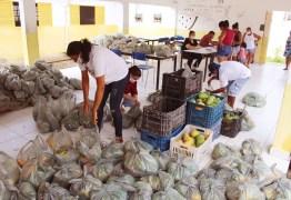 Prefeitura de Conde investe R$ 117 mil em agricultura familiar e reverte produção para atender população em situação de risco