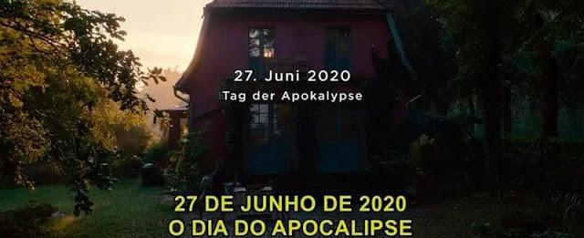 DARK - O DIA DO APOCALIPSE: Terceira temporada de Dark ganha data de estreia em junho