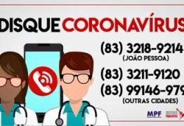 CORONAVÍRUS: População vulnerável na Paraíba recebe orientações da Rede Nacional de Médicas e Médicos Populares