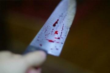 Facada 27 - VIOLÊNCIA: Mulher dá facada em marido durante discussão em João Pessoa