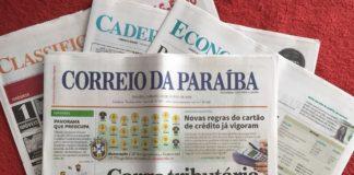 """WhatsApp Image 2018 06 02 at 07.58.53 324x160 1 - Minha história com o """"Correio da Paraíba"""", que se despede da cena - Por Nonato Guedes"""