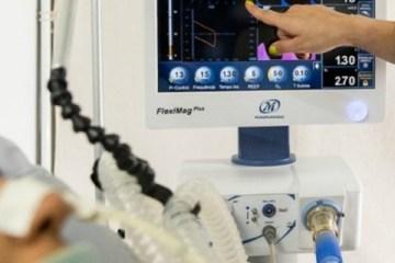 Hospital Universitário em João Pessoa recebe doação de ventiladores pulmonares
