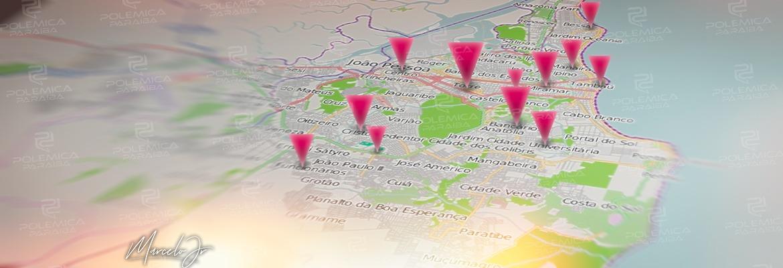 WhatsApp Image 2020 04 04 at 13.08.41 - ONDE ESTÁ O PERIGO? Saiba quais são os 15 bairros de João Pessoa com casos de coronavírus