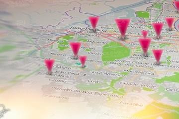 ONDE ESTÁ O PERIGO? Saiba quais são os 15 bairros de João Pessoa com casos de coronavírus