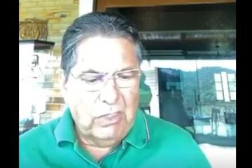 Adriano Galdino protesta contra retirada de equipamentos médicos em Taperoá – VEJA VÍDEO
