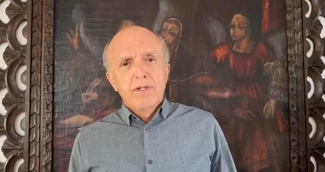 WhatsApp Image 2020 04 10 at 17.28.37 1 - MOMENTO DECISIVO: em mensagem de Páscoa, Geraldo Medeiros faz apelo por isolamento social e ressalta cuidados com idosos; VEJA VÍDEO