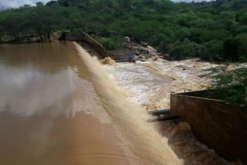 acude sao jose2 - Número de açudes sangrando na Paraíba sobe de 1 para 28 no 1º trimestre de 2020, diz Aesa