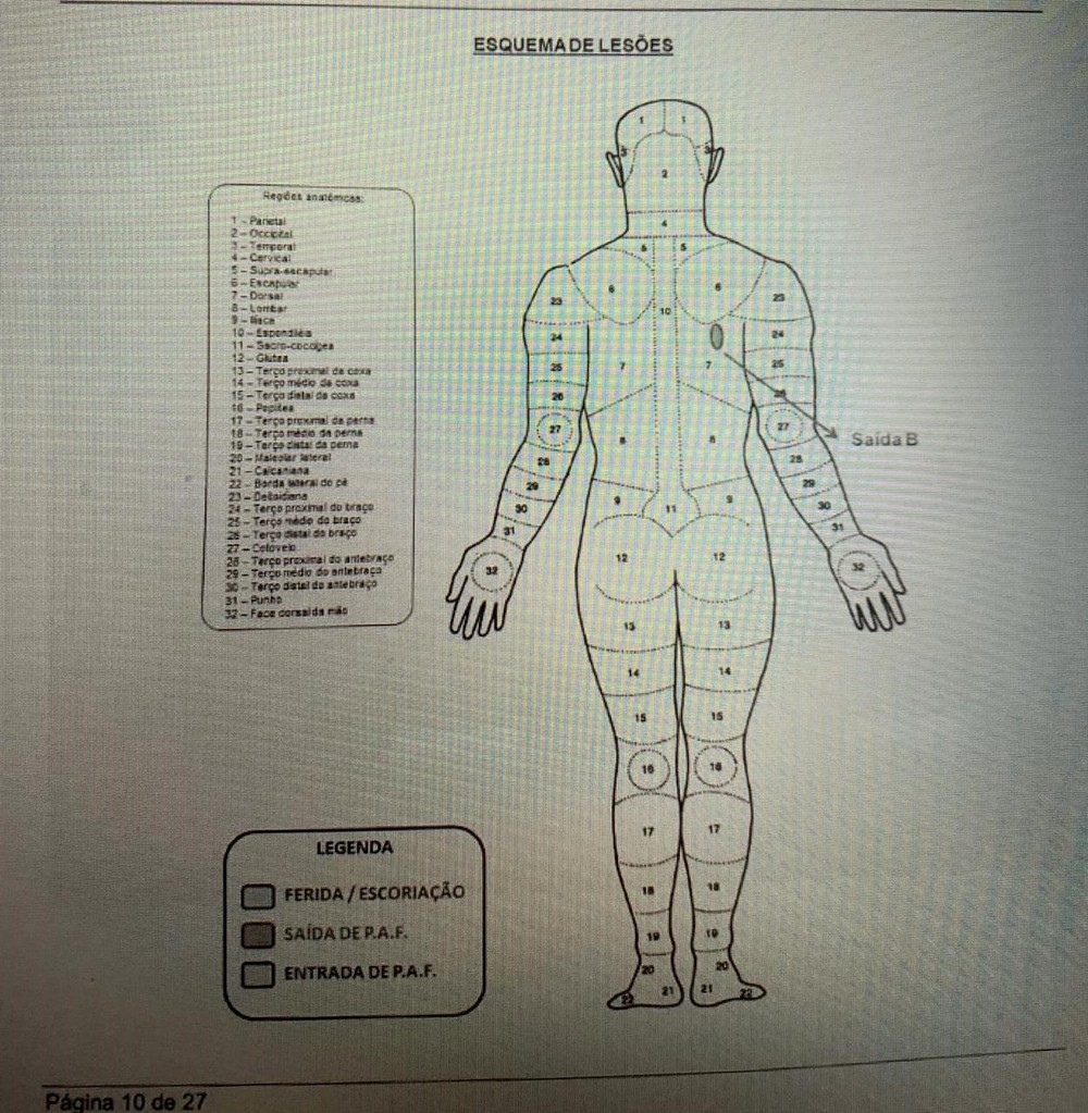 adriano2 - CASO DO MILICIANO ADRIANO: perícia aponta que tiros foram a 1,5m; tortura não é descartada