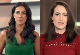 Apresentadoras da Globo e GloboNews testam positivo para o coronavírus