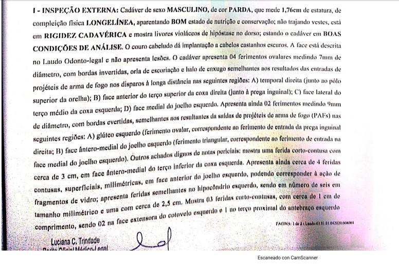 cortar1 - Laudo aponta que empresário Helton Pessoa foi morto com 'requintes de crueldade', diz defesa; LEIA DOCUMENTO