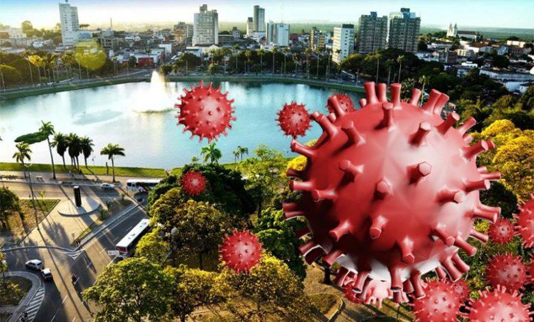covid 19 coronavirus joao pessoa paraiba e1588270102871 - 75% DOS LEITOS DE UTI OCUPADOS: PB confirma 126 novos casos de Covid-19 e 10 óbitos em 24h