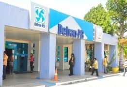 Detran-PB abre novos serviços para atendimento presencial após agendamento no site