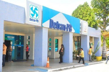 Detran-PB suspende transferência de veículos de outros estados em dezembro