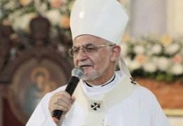 Pentecostes: Arquidiocese da Paraíba realiza Tríduo online e Dom Delson pede vela nas janelas