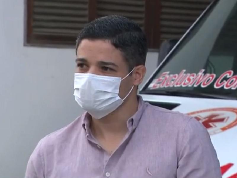 filipe reul - Secretário de Saúde de Campina Grande nega denúncias feitas por profissional de saúde do Samu