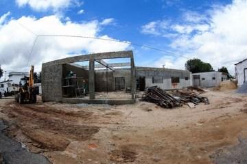 hospital - Hospital de campanha para pacientes com coronavírus começa a ser construído em Campina Grande
