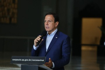 Senador Major Olimpio protocola pedido de impeachment contra Doria