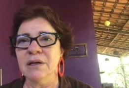"""Prefeita de Conde, Márcia Lucena faz apelo para população ficar em casa: """"Vocês podem pagar com a própria vida"""""""