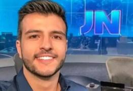 CORTE NO SALÁRIO: Apresentador do Jornal Nacional pede demissão da Globo