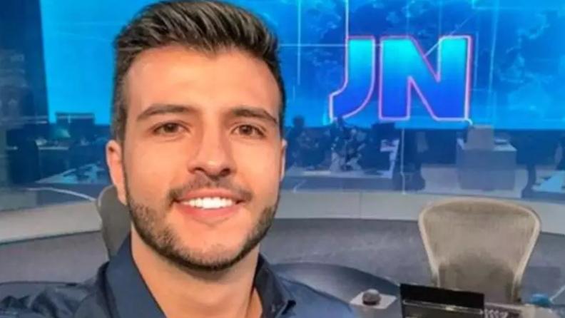matheus ribeiro1 - CORTE NO SALÁRIO: Apresentador do Jornal Nacional pede demissão da Globo