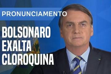 maxresdefault - Bolsonaro vê na cloroquina a cura para comportamento errático do governo - Por Josias de Souza
