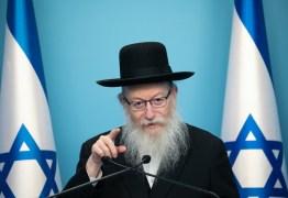 """Ministro de Israel que afirmou que coronavírus é """"punição divina aos gays"""" testa positivo"""