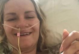 Mulher com Covid-19 acorda do coma e descobre que deu à luz – VEJA VÍDEO