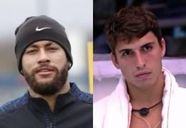Após apoio massivo, Neymar lamenta saída de Felipe Prior do BBB20
