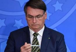 Governo entrega ao Supremo Tribunal Federal testes de coronavírus de Bolsonaro