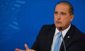 """onyx lorenzoni Agencia Brasil Marcello Casal JR 300x179 - """"NÃO É PRA BANDIDO"""": Onyx diz que 76 mil presidiários tentaram receber auxílio emergencial"""
