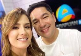 FORA DO 'A': Jornalistas Patricia Rocha e Bruno Sakaue deixam a TV Arapuan; LEIA A NOTA