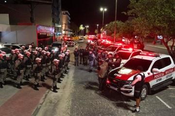 pm 2 - Mais de 70% das denúncias de aglomeração na PB se concentram em João Pessoa e Campina Grande