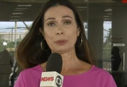 Repórter da Globo News chora ao noticiar morte de Ricardo Brennand