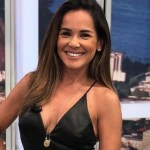 sbt isabelle benito fixed big - Apresentadora do SBT revela estar com a Covid-19