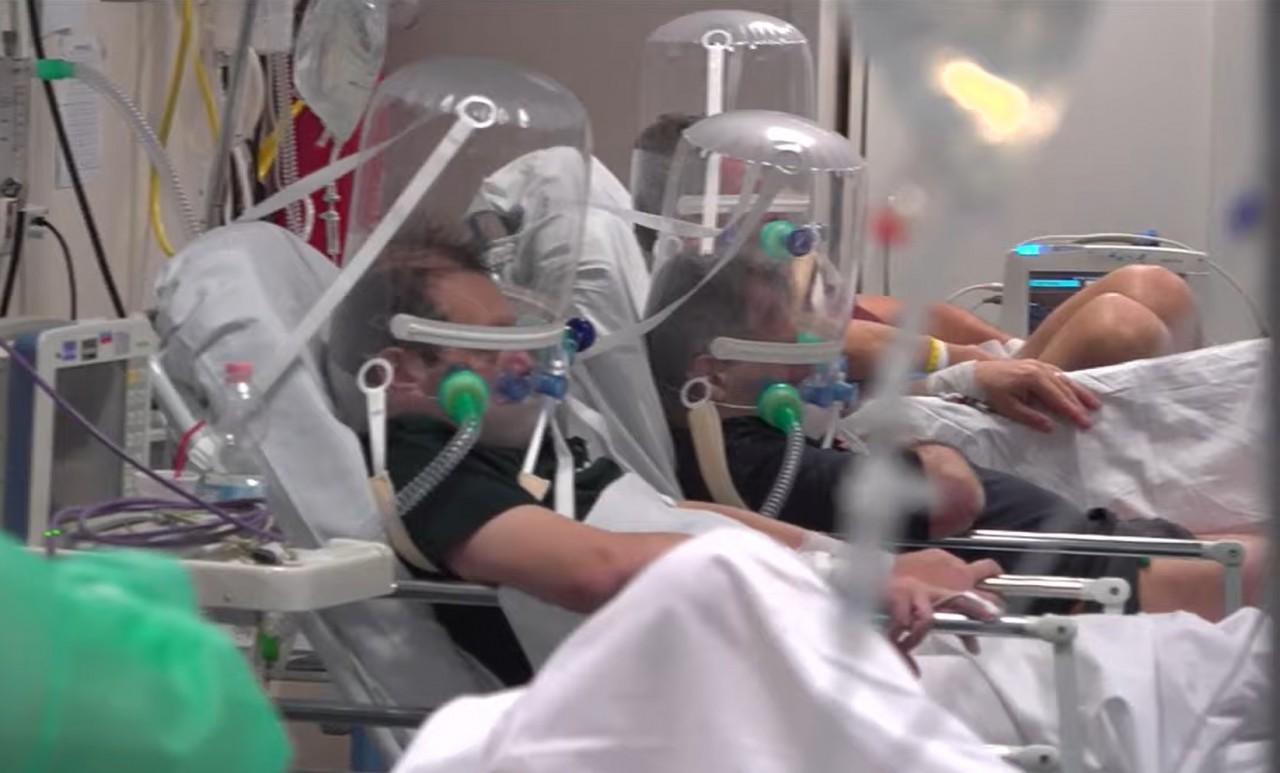 sky news - Brasil é o país com maior transmissão de coronavírus por pessoa, diz estudo