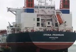 Seis tripulantes de petroleiro atracado no Porto de Cabedelo testam positivo para COVID-19