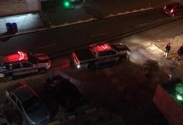 Homem tem surto psicótico e tenta incendiar apartamento em João Pessoa – VEJA VÍDEO