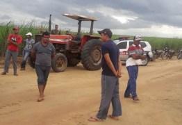 Irmão do prefeito de Pedras de Fogo é acusado de usar PM para invadir assentamento e sequestrar trator sem ordem judicial – VEJA VÍDEO