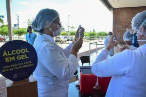 vacinação 300x200 - PMJP inicia 2ª etapa da campanha de vacinação contra a gripe nesta quinta-feira (16)