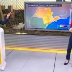 1 globo 17356857 - CLIMÃO: Jornalistas da Globo trocam provocações e viralizam na internet; VEJA