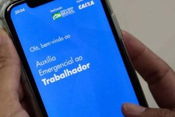 1 lancamento do aplicativo caixa auxilio emergencial 0407201847 16990537 - Quarta e quinta parcelas do auxílio já estão quase certas, afirma Bolsonaro