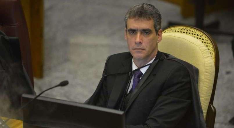 1 rogerio schietti cruz   divulgacao   stj 8139453 - 'País está desgovernado', afirma ministro do STJ que decidiu a favor do bloqueio total em Pernambuco