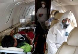 Índios são levados de avião para UTIs no Amazonas; 23 morreram