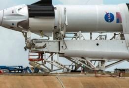 Mau tempo adia lançamento de foguete da SpaceX nos EUA; VEJA VÍDEO