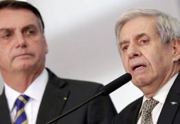 """INCONCEBÍVEL E INACREDITÁVEL: Heleno é despreparado para o cargo e considera """"democracia"""" o regime em que Bolsonaro manda e os demais obedecem"""