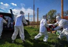 Estados Unidos registram 1.450 mortes por coronavírus em 24 horas