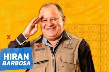 20200529 132605 - Recém-demitido do Sistema Correio, repórter Hiran Barbosa estreia no Sistema Arapuan em Campina Grande