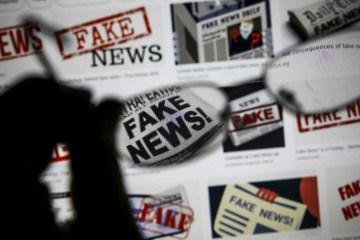 25034895 - Pesquisadores criam sistema para detectar fake news nas redes sociais
